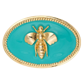 Bumblebee Belt Buckle