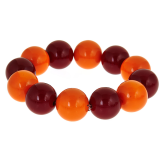 Two-Tone Candy Bracelet
