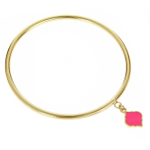 Spade Carousel Charm Bangle - LAST CHANCE