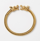 Dragon Bracelet - Gold