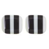 Two-Fruity Stripe Earrings