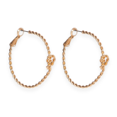 Bay Hoop Earrings