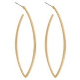 Brooklyn Hoop Earrings