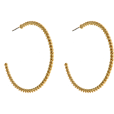 The Cape Hoop Earrings