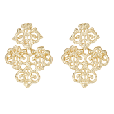 Monticello Earrings