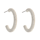 Small Taylor Hoop Earrings