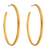 Willow Hoop Earrings