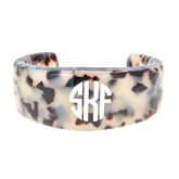 Monogrammed Medium Connecticut Cuff