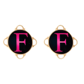 Monogrammed Madeline Earrings
