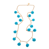 Long Fiesta Necklace