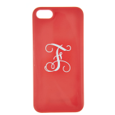 Monogrammed Color iPhone Case