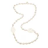 Long Pearl Anna Necklace