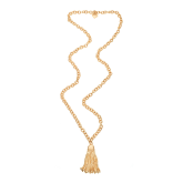 Long Tassel Necklace - LAST CHANCE