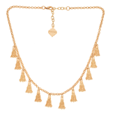 Short Calypso Necklace – Tassels