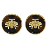 Tortoise Icon Earrings