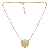 Soft Chain Charleston Necklace