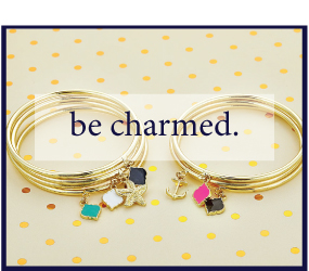 be charmed.