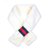 Henry Faux Fur Collar Scarf