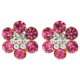Two-Tone Fabulous Earrings