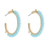 Teddie Earrings - LAST CHANCE