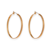 Thea Hoop Earrings - LAST CHANCE