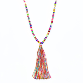Long Gina Necklace