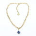 Trinity China Blue Necklace